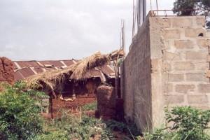 Louho : contratses du bâti