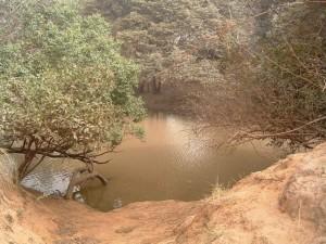 Atakora : rivière Pendjari